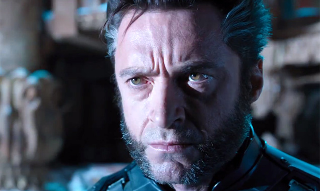 X-Men Days Of Future Past Hugh Jackman