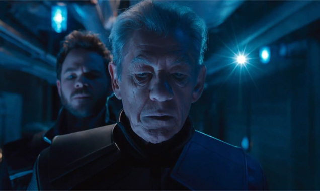 Ian McKellen is back in Men: Days of Future Past