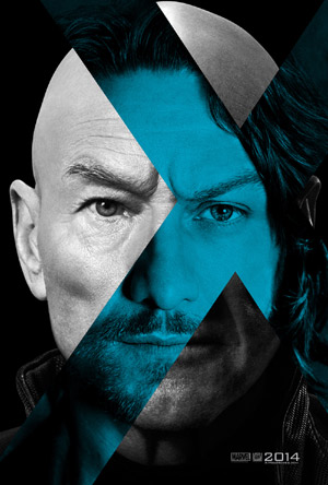Professor X X-Men Days of Future Past