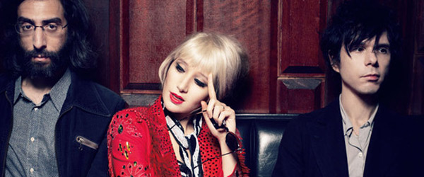 Yeah Yeah Yeahs Press Shot Blonde Karen O