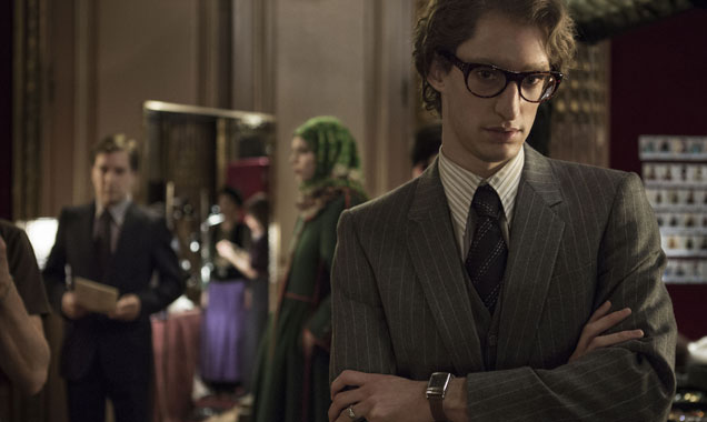 Pierre Niney Yves Saint Laurent