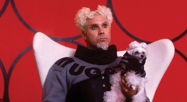 Will Ferrell as Jacobim Mugatu in 'Zoolander'