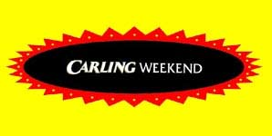 Carling Weekend