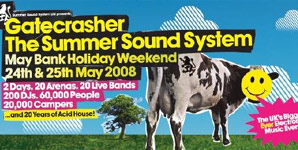 Gatecrasher Summer Sound System