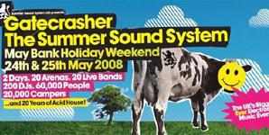 Gatecrasher Summer Sound System