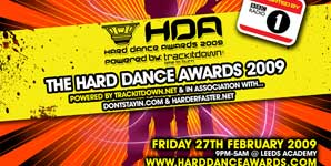 Hard Dance Awards 2009