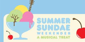 Summer Sundae Weekender