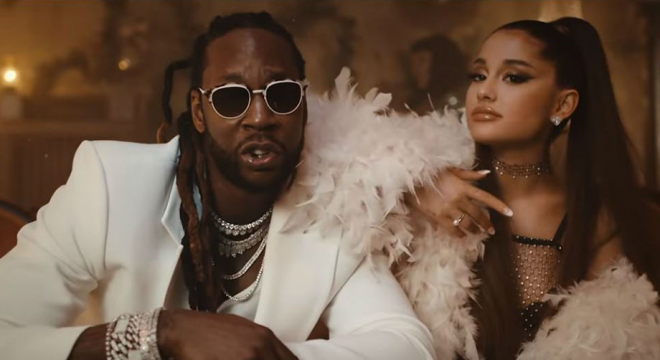 2 Chainz - Rule The World ft. Ariana Grande Video
