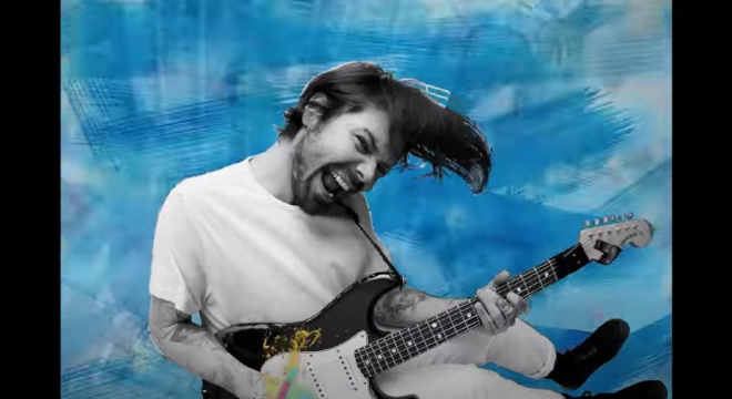 Biffy Clyro - Tiny Indoor Fireworks Video