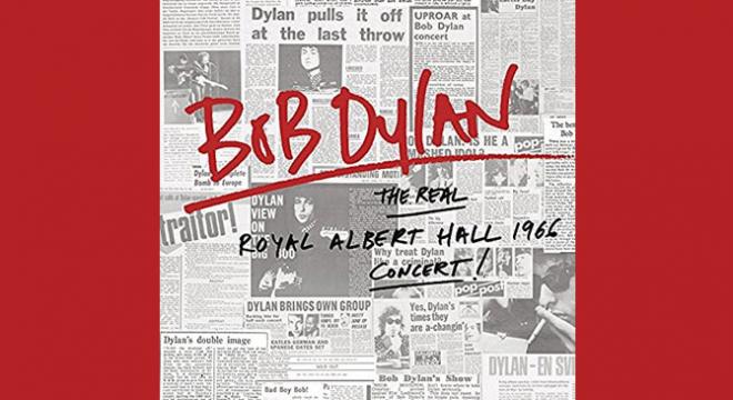 Bob Dylan - The Real Royal Albert Hall 1966 Concert Album Review