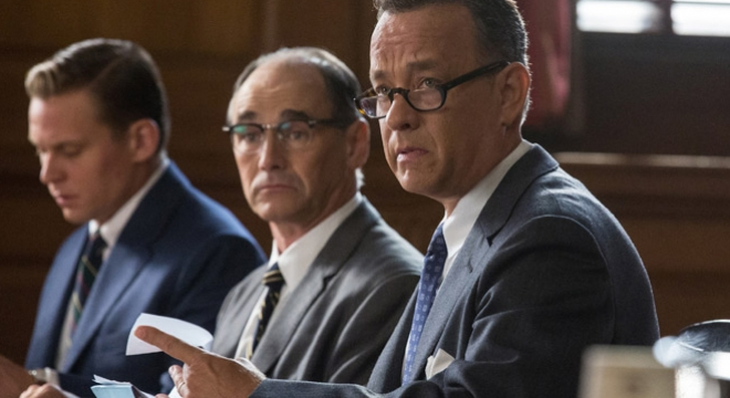Bridge Of Spies - He's A Spy Clip