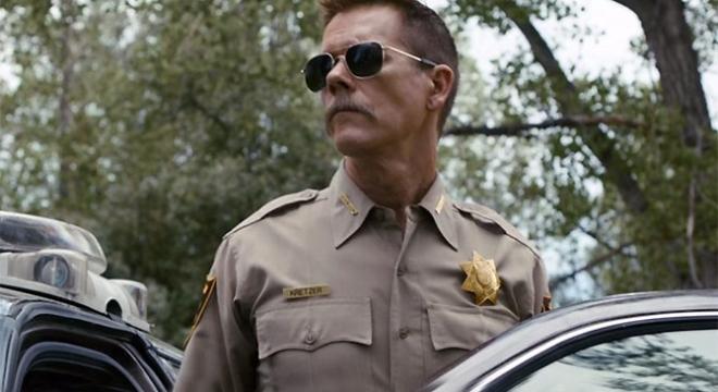 Cop Car - Trailer