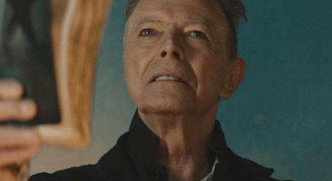 David Bowie - Blackstar Video