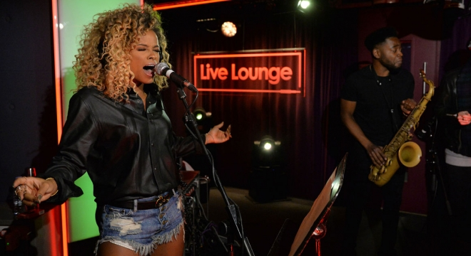 Fleur East - Sax [Live] Video