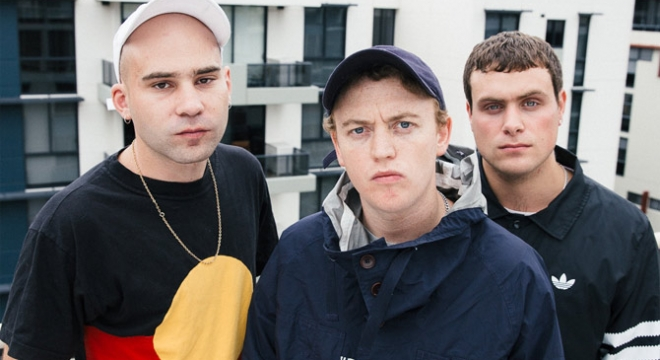 DMA's - Step Up The Morphine Video
