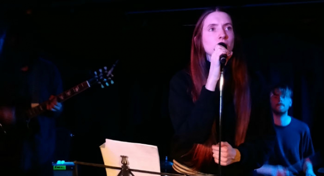 Dry Cleaning - Ramsgate Music Hall 12.01.2020 Live Review