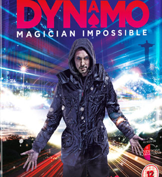 Win An Amazing Finlux HD TV With Dynamo: Magician Impossible Series 2
