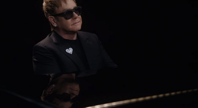 Elton John - A Good Heart Video