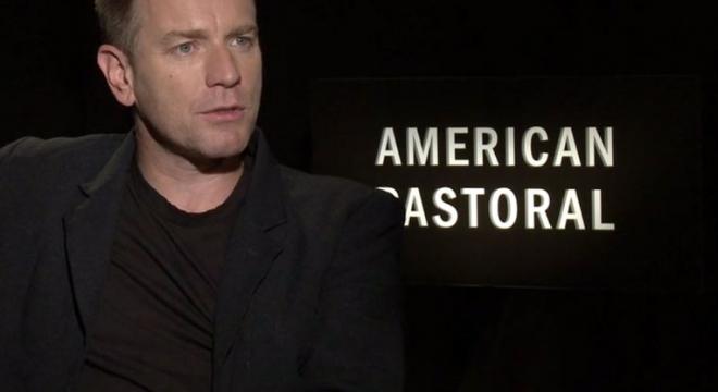Ewan McGregor American Pastoral - Interview