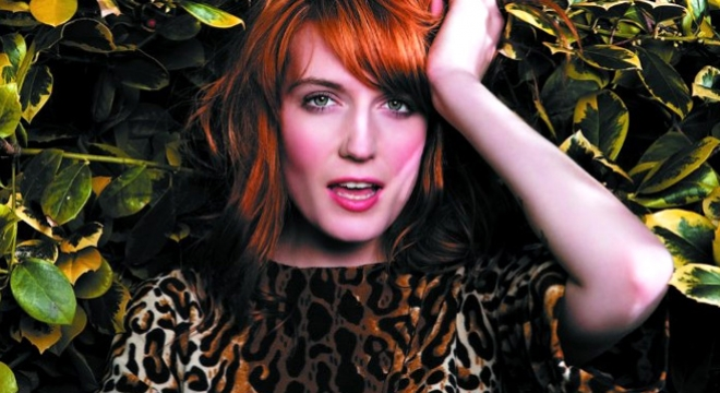 Florence + The Machine - What Kind Of Man (Nicolas Jaar Remix / Audio