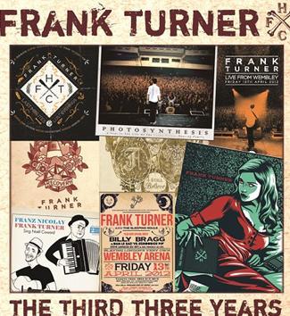 Frank Turner - The Third Three Years Album Review