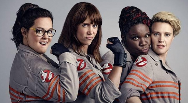 Ghostbusters [2016] - Movie Review