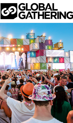 Win 1 X Pair Weekend Camping Tickets For Globalgathering