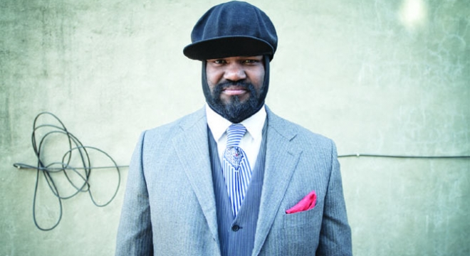 Gregory Porter - Puttin' On The Ritz [Lyric] Video