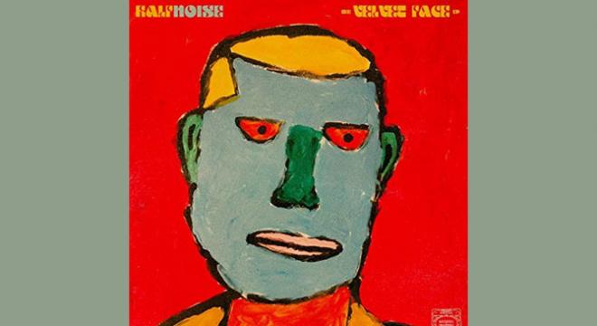 Halfnoise - The Velvet Face EP Review