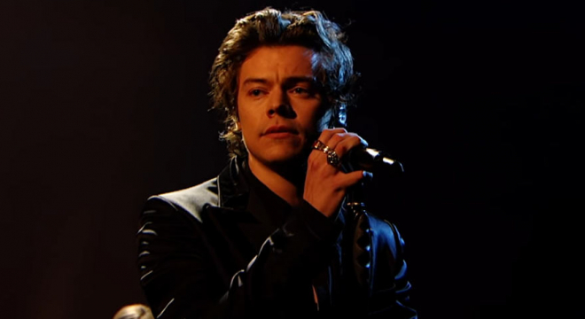 Harry Styles - Sign Of The Times [Live] Video