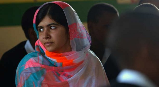 He Named Me Malala Movie Still