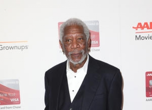 Morgan Freeman Tired Of Recording Fans' Voicemail Messages