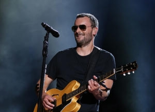 Eric Church New Subject Of Country Music Hall Of Fame Exhibit