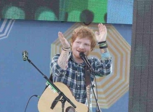 Watch Ed Sheeran Surprise 13 Year Old Fan With 'Thinking Out Loud Duet'