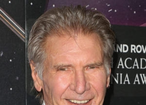 Harrison Ford Rescues Wookie Pal From Rooftop Suicide Attempt