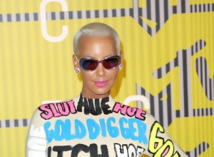Amber Rose Forgives Kanye West And Wiz Khalifa In Tearful Speech