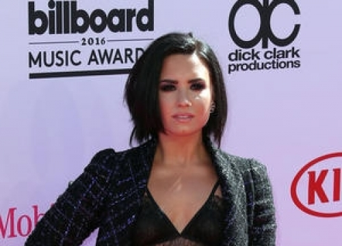 Demi Lovato Frustrated Her Charity Work Gets Overshadowed