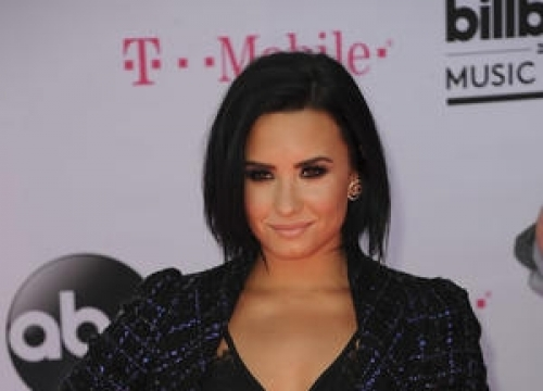 Demi Lovato Shows Her Support For Transgender Rights During Billboard Music Awards Performance