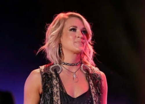 Carrie Underwood Still Not Sure About High School Plaque Tribute