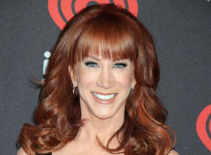 Kathy Griffin's Neighbour, Kb Home Chairman, Launches Foul-mouthed Tirade At Her And Partner