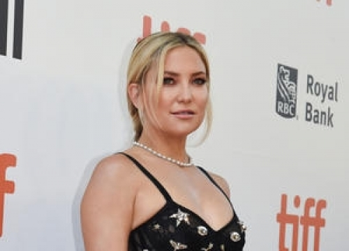 Kate Hudson Thrilled To Work With 'Pa' Kurt Russell On Deepwater Horizon