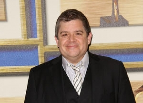 Patton Oswalt: 'I Think My Wife Suffered An Overdose'