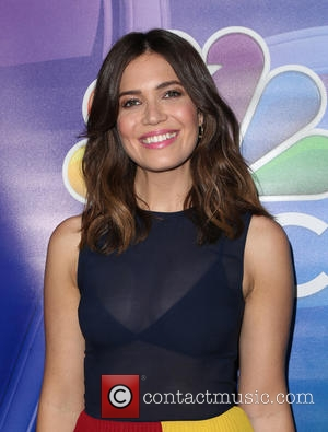Mandy Moore Eager For Kids