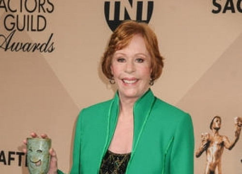 Carol Burnett Returning To Tv With Amy Poehler Comedy
