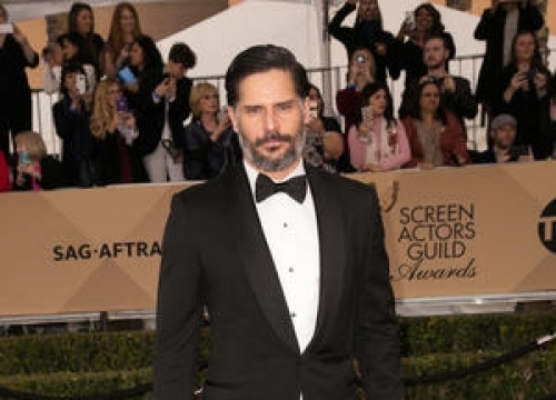 Joe Manganiello Only Met Smurfs: The Lost Village Co-stars On Promotional Tour