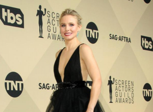 Kristen Bell Debuts As The First Lady Of The Sag Awards