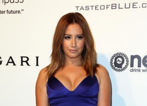 Ashley Tisdale: 'I'm Not Pregnant, But Thanks For The Diet Reminder'