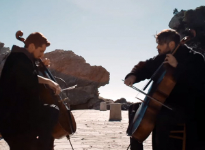 2CELLOS - Game Of Thrones Video