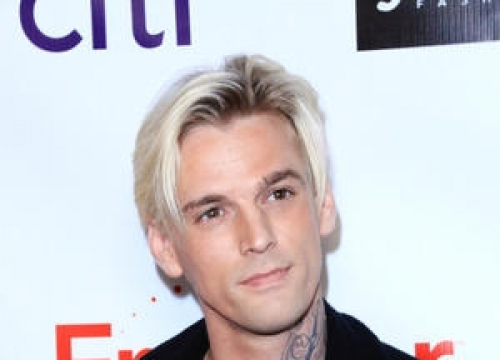 Aaron Carter Fine After Being Attacked Onstage By Support Act