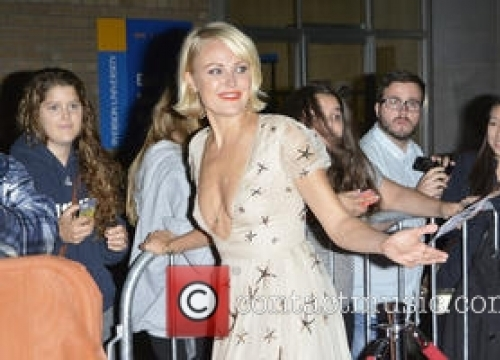 Malin Akerman Battling Food Poisoning On Promo Tour